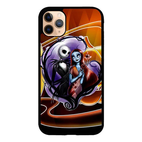 coque custodia cover case fundas hoesjes iphone 11 pro max 5 6 6s 7 8 plus x xs xr se2020 pas cher X9522 nightmare before christmas Z2631