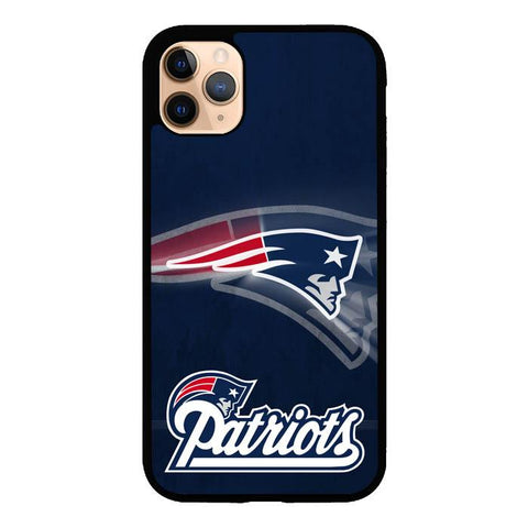 coque custodia cover case fundas hoesjes iphone 11 pro max 5 6 6s 7 8 plus x xs xr se2020 pas cher X9481 New England Patriots Z2996