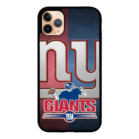 coque custodia cover case fundas hoesjes iphone 11 pro max 5 6 6s 7 8 plus x xs xr se2020 pas cher X9493 New York Giants Z3015