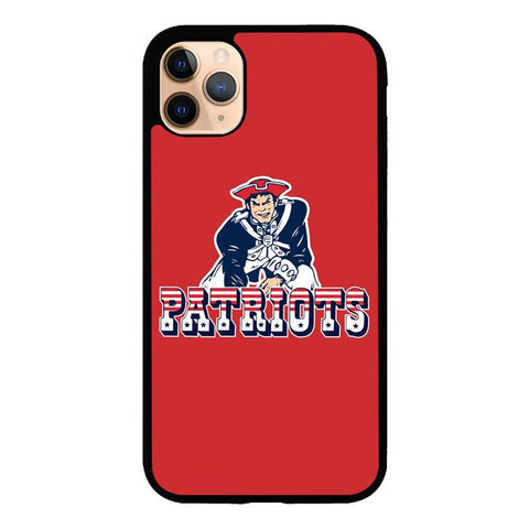 coque custodia cover case fundas hoesjes iphone 11 pro max 5 6 6s 7 8 plus x xs xr se2020 pas cher X9483 New England Patriots Z4150