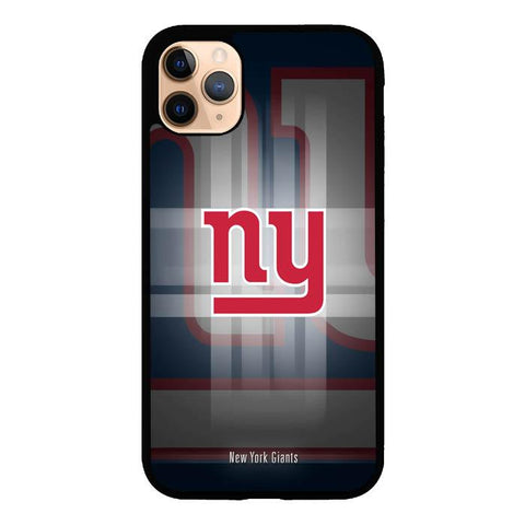 coque custodia cover case fundas hoesjes iphone 11 pro max 5 6 6s 7 8 plus x xs xr se2020 pas cher X9490 New York Giants X5644
