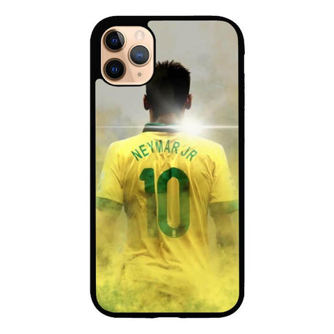 coque custodia cover case fundas hoesjes iphone 11 pro max 5 6 6s 7 8 plus x xs xr se2020 pas cher X9518 Neymar Jr X6080