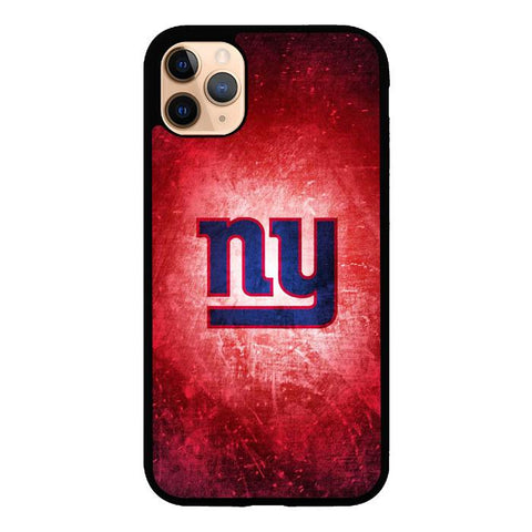coque custodia cover case fundas hoesjes iphone 11 pro max 5 6 6s 7 8 plus x xs xr se2020 pas cher X9491 New York Giants X8960