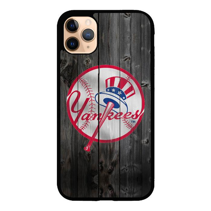 coque custodia cover case fundas hoesjes iphone 11 pro max 5 6 6s 7 8 plus x xs xr se2020 pas cher X9511 new york yankees X9277