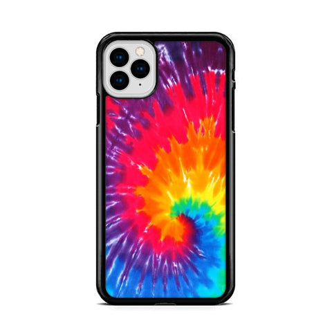 Colorful Tie Dye Hippie Swirl iPhone 11 hoesjes Pro Max