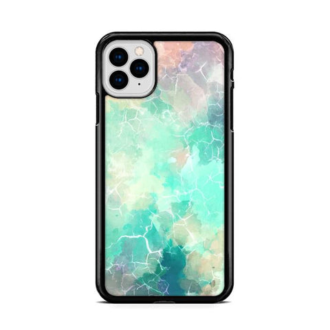 Colorful Marble Crack iPhone 11 hoesjes Pro Max