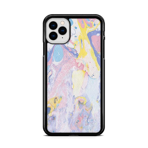Colorful Marble Paper iPhone 11 hoesjes Pro Max