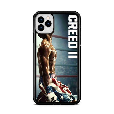 Creed 2 Poster iPhone 11 hoesjes Pro Max