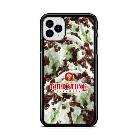 Cold Stone Matcha Choco Chips Ice Cream iPhone 11 hoesjes Pro Max