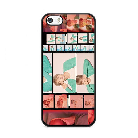 BTS Map of The Soul Persona Jin Collage iPhone 5|5S|SE hoesjes