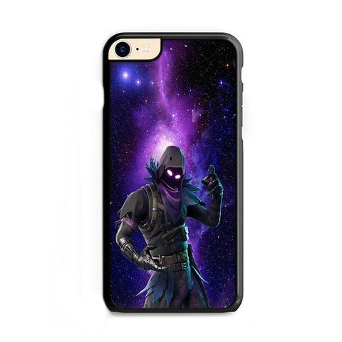 Fortnite Raven Galaxy iPhone 7 Case | Rowling