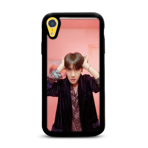 BTS J Hope Map of The Soul Persona iPhone XR hoesjes
