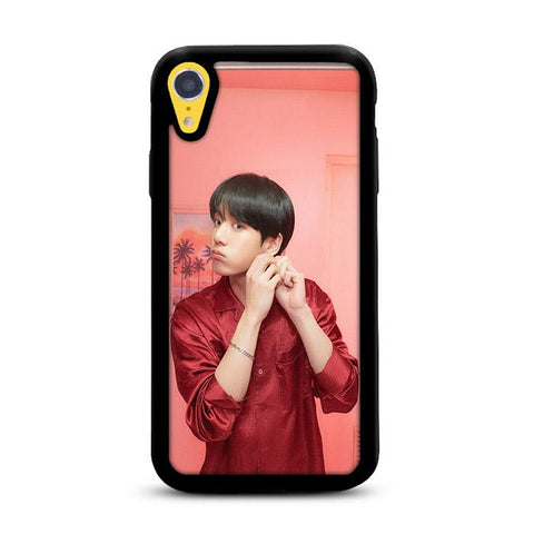 BTS Jungkook Map of The Soul Persona iPhone XR hoesjes