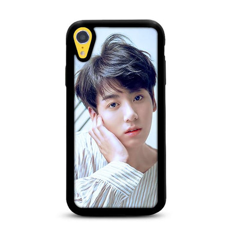 BTS Jungkook Photo iPhone XR hoesjes