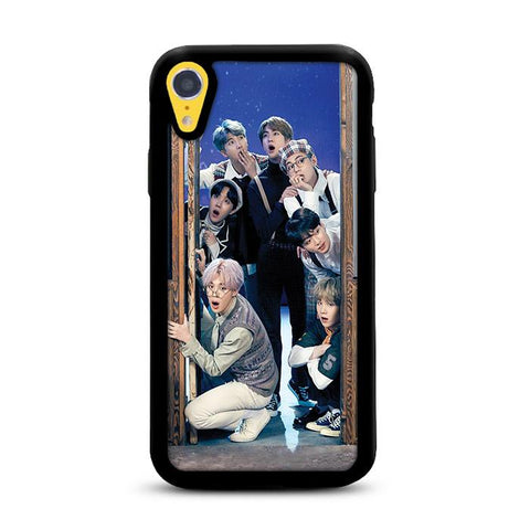 BTS Magic Shop iPhone XR hoesjes