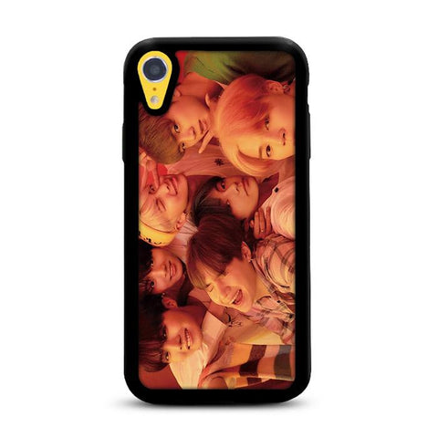 BTS Map of The Soul Persona Concept iPhone XR hoesjes
