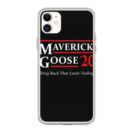 maverick and goose 2020 presidential election iphone 11 hoesjes