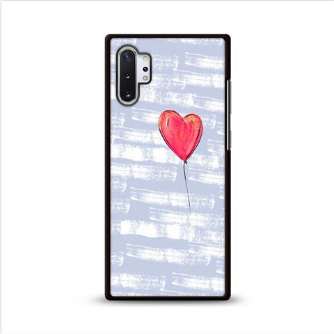 Heart Balloon Samsung Galaxy Note 10 Plus hoesjes