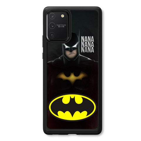 coque custodia cover fundas hoesjes j3 J5 J6 s20 s10 s9 s8 s7 s6 s5 plus edge B12147 BATMAN J0023 Samsung Galaxy S10 Lite 2020 Case