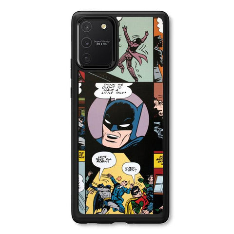 coque custodia cover fundas hoesjes j3 J5 J6 s20 s10 s9 s8 s7 s6 s5 plus edge B12163 Batman J0601 Samsung Galaxy S10 Lite 2020 Case
