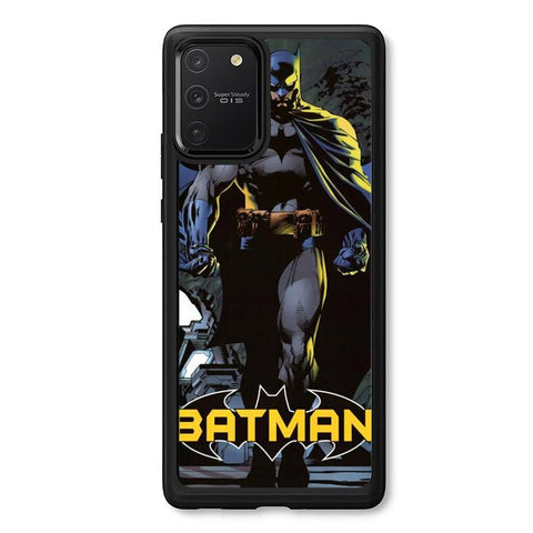 coque custodia cover fundas hoesjes j3 J5 J6 s20 s10 s9 s8 s7 s6 s5 plus edge B12172 Batman J0607 Samsung Galaxy S10 Lite 2020 Case