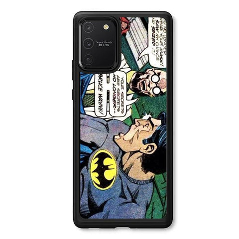coque custodia cover fundas hoesjes j3 J5 J6 s20 s10 s9 s8 s7 s6 s5 plus edge B12139 Batman Going Get Mask J0631 Samsung Galaxy S10 Lite 2020 Case