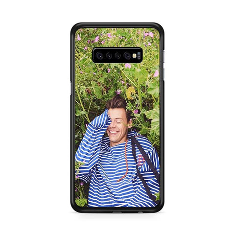 Harry Style Smile Samsung Galaxy S10 Plus hoesjes