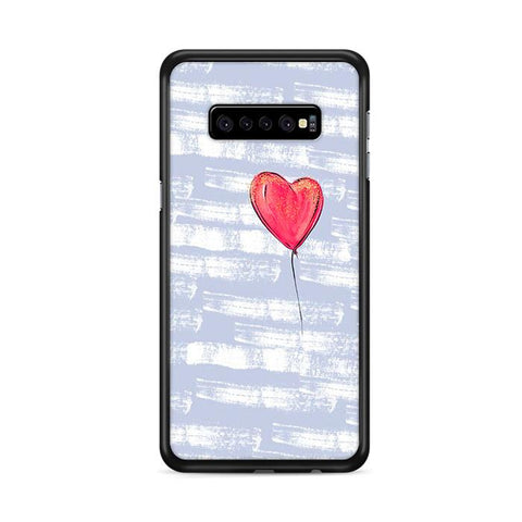 Heart Balloon Samsung Galaxy S10 Plus hoesjes