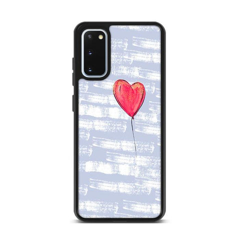 Heart Balloon Samsung Galaxy S20 Plus hoesjes