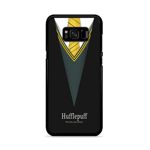 Harry Potter Hufflepuff Uniform Samsung Galaxy S8 Plus hoesjes