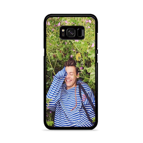 Harry Style Smile Samsung Galaxy S8 Plus hoesjes