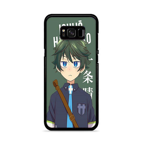 Haruhiko Ichijo Musaigen no Phantom World Samsung Galaxy S8 Plus hoesjes
