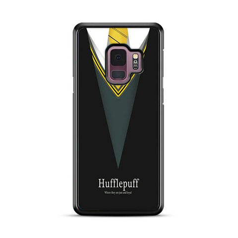 Harry Potter Hufflepuff Uniform Samsung Galaxy S9 Plus hoesjes