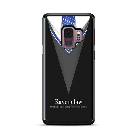 Harry Potter Ravenclaw Uniform Samsung Galaxy S9 Plus hoesjes