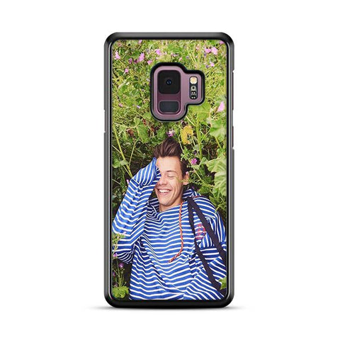 Harry Style Smile Samsung Galaxy S9 Plus hoesjes