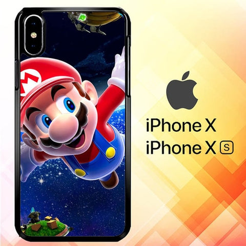 Super Mario P0936 hoesjes iPhone X, XS