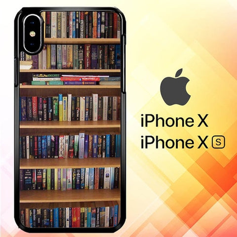 Book Library P1014 hoesjes iPhone X, XS