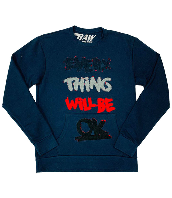 Everything Will Be Okay French Terry Long Sleeves