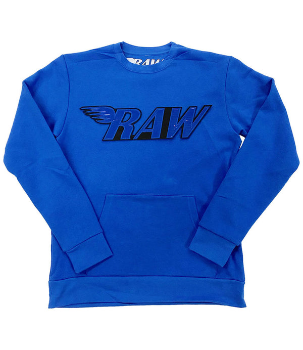 RAW PU Royal Long Sleeves - Royal