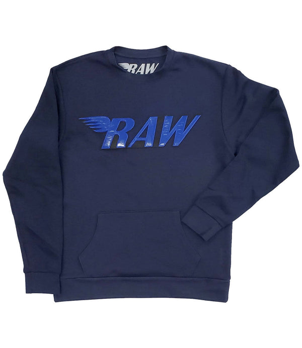 RAW PU Royal Long Sleeves - Navy