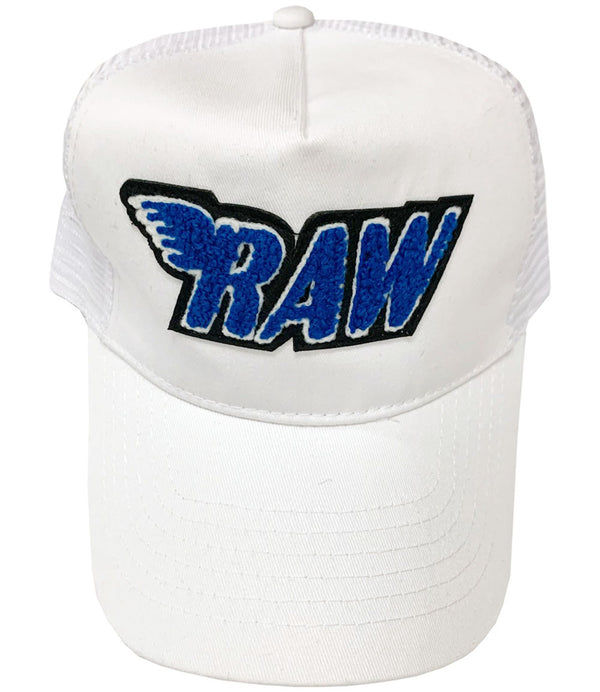 RAW Royal Chenille Hat