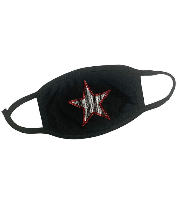 Star Bling Washable Reusable Face Mask
