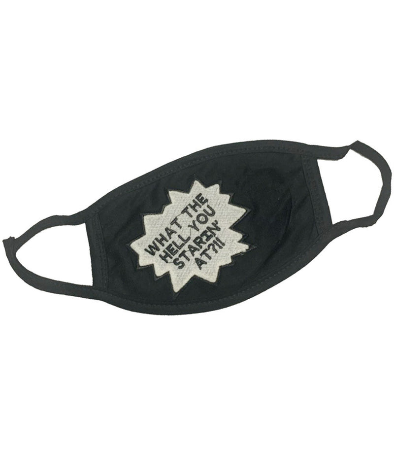 Starrin Patch Washable Reusable Face Mask
