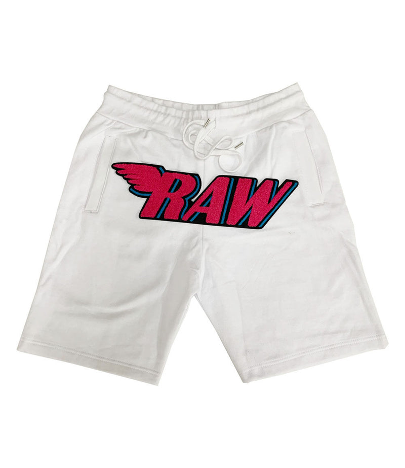RAW Vice Chenille Cotton Shorts