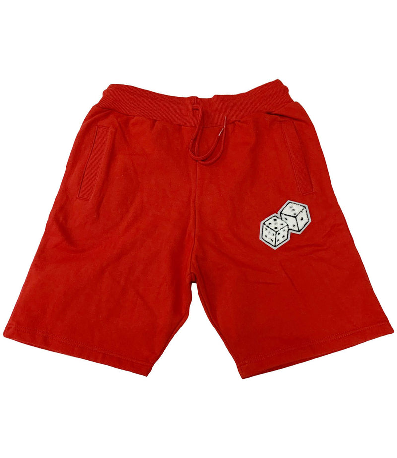 Raw n Roll Chenille Cotton Shorts