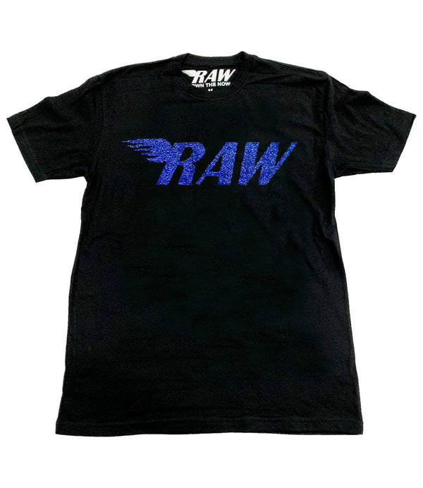 RAW Montana Bling Crew Neck - Black