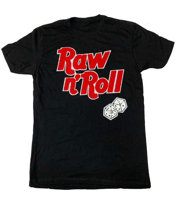 Raw n Roll Chenille Crew Neck