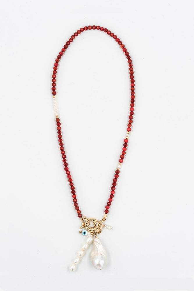 Tsfat Necklace