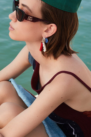Azul Earrings
