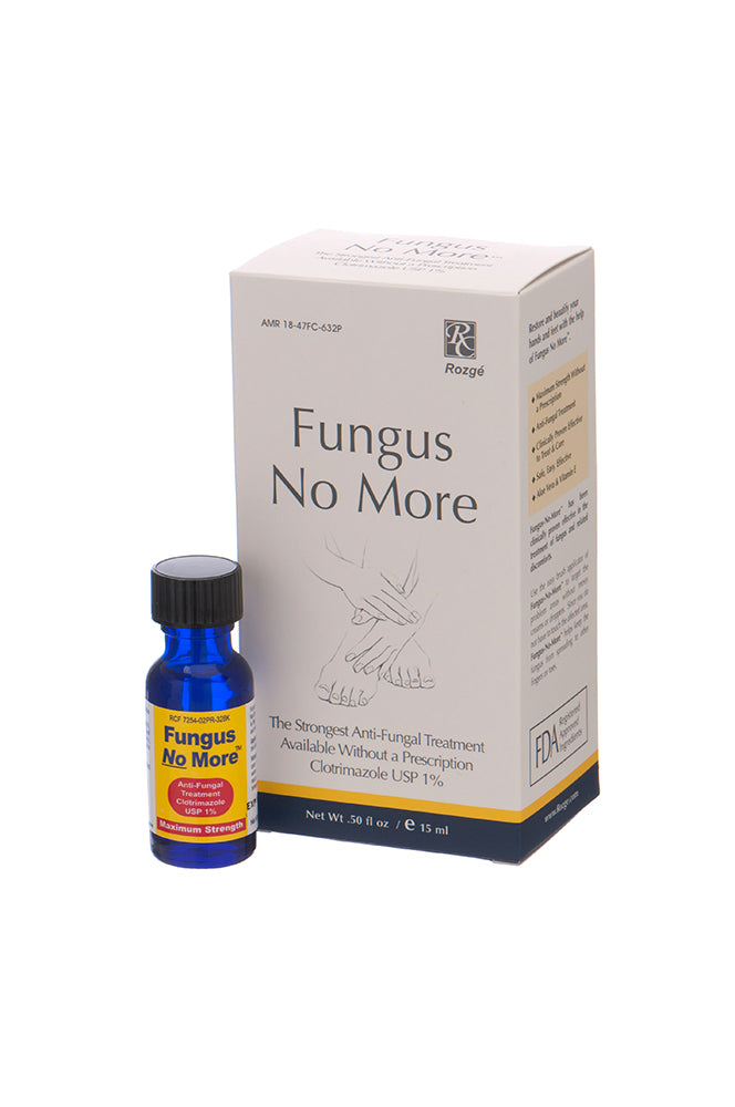 FUNGUS NO MORE